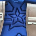 Рюкзак Щит Капитан Америка Марвел в форме Щита 7