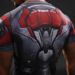 Falcon-T-Shirt-Captain-America-Civil-War-Tee-3D-Printed-T-shirts-Men-Marvel-Avengers-3_3