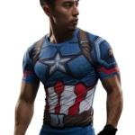 T-Shirt-Captain-America-Civil-War-Tee-3D-Printed-T-shirts-Men-Marvel-Avengers-3-iron
