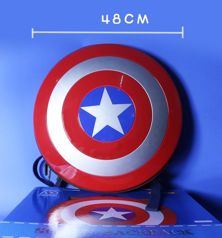 Рюкзак Щит Капитан Америка Марвел Атрибутика -