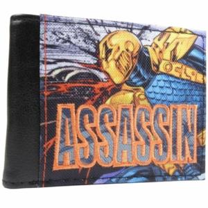 Заказать Купить  Портмоне сумочку Кошелёк Marvel Deathstroke Атрибутика Мерч