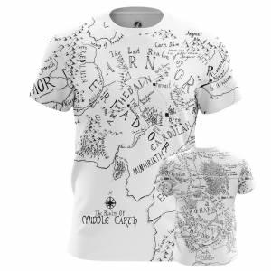 Мужская футболка Middle Earth - 1opl3qyg 1494487199