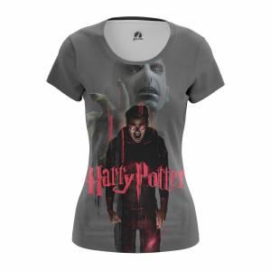 Женская футболка Гарри Поттер - Harry Potter - 6ntkoaqx 1496314134