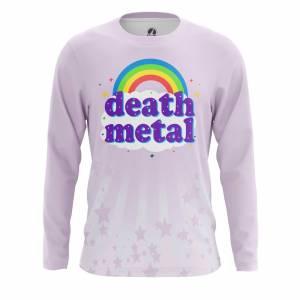 Мужской лонгслив Юмор Интернет Death Metal - g0bmfvqf 1498487540