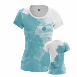 Женская футболка Разное Blue Sky - j3eumj0e 1490277621