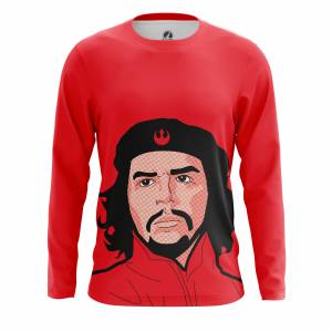 Мужской лонгслив Поп арт Che Че Гевара Куба Революция - m lon che 1482275271 125
