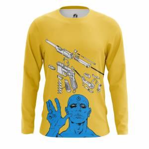 Мужской лонгслив Disarmed Хранители DC Комикс - m lon disarmed 1482275299 201