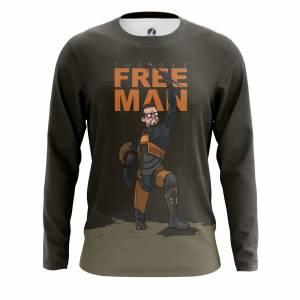 Мужской лонгслив Игры Freeman Халф Лайв 2 Игра - m lon freeman 1482275317 252