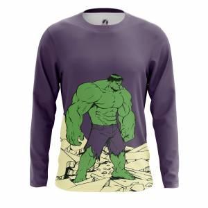 Мужской лонгслив Hulk Халк - m lon hulk 1482275339 314