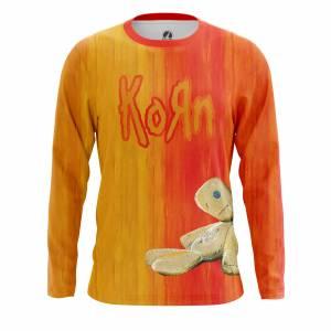 Мужской лонгслив Группа Korn Issues Корн - m lon issues 1482275348 337