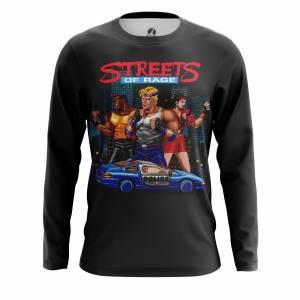 Мужской лонгслив Игры Streets of Rage Улицы Ярости - m lon streetsofrage 1482275439 584