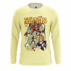 Мужской лонгслив Мульты The Incredibles - m lon theincredibles 1482275446 605