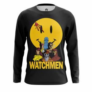 Мужской лонгслив Watchmen Хранители DC Комикс - m lon watchmen 1482275464 656
