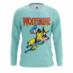 Мужской лонгслив Wolverine Росомаха - m lon wolverine 1482275466 670