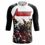 Мужской Реглан Avengers Мстители Марвел Герои - m rag avengers 1482275252 68