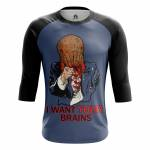 Мужской Реглан I want your brains Халф Лайф - m rag iwantyourbrains 1482275341 323