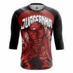 Мужской Реглан Juggernaut 2 Люди Икс - m rag juggernaut2 1482275358 353