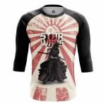 Мужской Реглан Звездные Войны Samurai Wars - m rag samuraiwars 1482275416 528