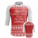 Мужской Реглан Новогоднее Merry Christmas Рождество - m rag 1482275375 409
