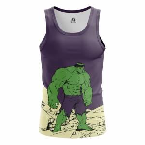 Мужская Майка Hulk Халк - m tan hulk 1482275339 314