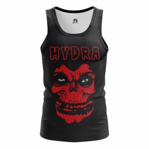 Мужская Майка Hydra Хайль Гидра - m tan hydra 1482275340 318