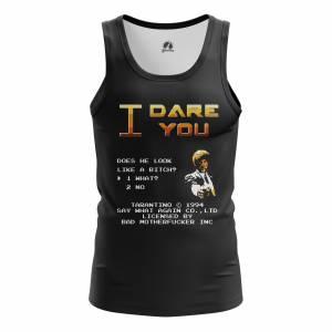 Мужская Майка I dare you - m tan idareyou 1482275341 322