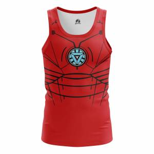 Мужская Майка Ironman suit Железный Человек - m tan ironmansuit 1482275348 336