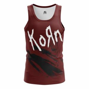 Мужская Майка Группа Korn Korn the album Корн - m tan kornthealbum 1482275363 369
