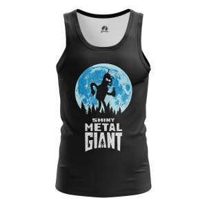 Мужская Майка Футурама Shiny Metal Giant - m tan shinymetalgiant 1482275421 539