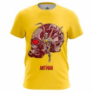 Мужская футболка Antman Человек-Муравей - m tee antman 1482275251 60
