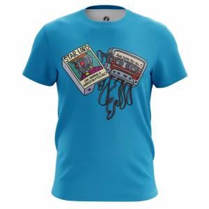 Мужская футболка Звёздный Лорд Плеер Стражи Галактики - m tee awesomemix 1482275253 69