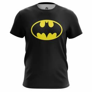 Мужская футболка Бэтмен logo DC Комикс - m tee batmanlogo 1482275253 74