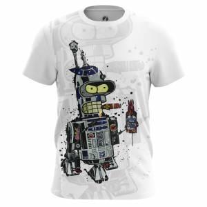 Мужская футболка Футурама Ben2Der2 - m tee ben2der2 1482275255 82