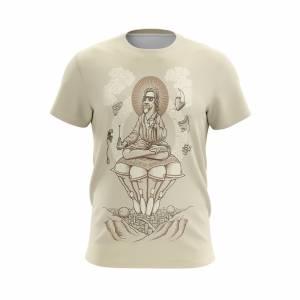 Мужская футболка Bowling God - m tee bowlinggod 1482275264 98