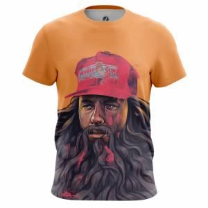 Мужская футболка Bubba Gump - m tee bubbagump 1482275265 106