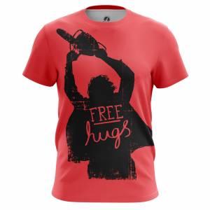 Мужская футболка Chainsaw Hugs - m tee chainsawhugs 1482275270 122