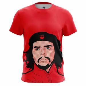 Мужская футболка Поп арт Che Че Гевара Куба Революция - m tee che 1482275272 125