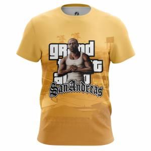 Мужская футболка GTA CJ ГТА Игра - m tee cj 1482275277 144