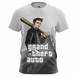 Мужская футболка GTA Claude ГТА Игра - m tee claude 1482275277 146