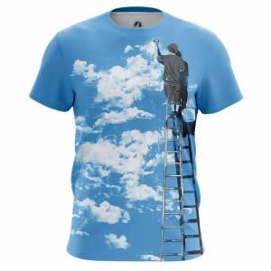 Мужская футболка Разное Clouds - m tee clouds 1482275279 147