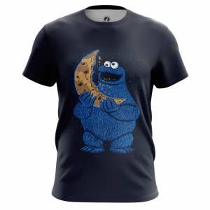 Мужская футболка Cookie Moon Улица Сезам - m tee cookiemoon 1482275280 153