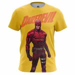 Мужская футболка Daredevil Сорвиголова Нэтфликс - m tee daredevil2 1482275285 166