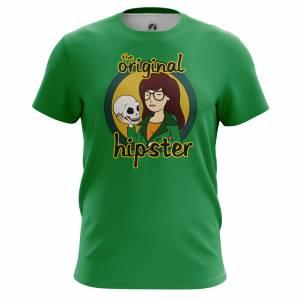 Мужская футболка Мульты Daria - m tee daria 1482275286 170