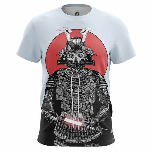 Купить Москва СПБ Киев Алматы Атрибутика Мужская футболка Звездные Войны  Darth Samurai ab591defff4