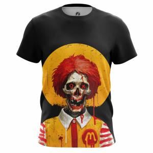 Мужская футболка Юмор Dead Ronald - m tee deadronald 1482275293 184