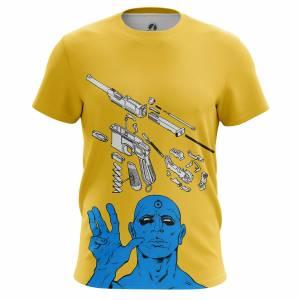 Мужская футболка Disarmed Хранители DC Комикс - m tee disarmed 1482275299 201