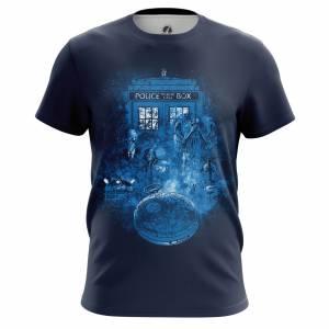Мужская футболка Doctor Who Доктор Кто Тардис - m tee doctorwho 1482275300 206