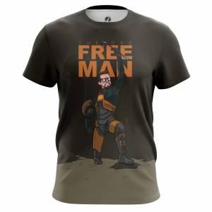 Мужская футболка Игры Freeman Халф Лайв 2 Игра - m tee freeman 1482275318 252
