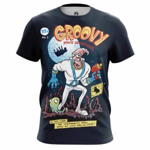 Мужская футболка Игры Groovy Игра Червяк Джим Сега - m tee groovy 1482275328 283