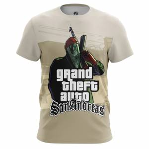 Мужская футболка GTA Grove Gang ГТА Игра - m tee grovegang 1482275328 284
